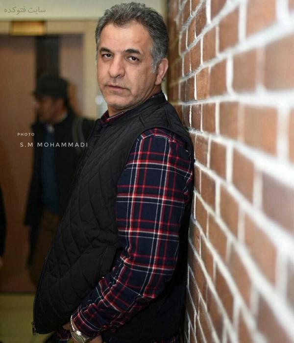 بیوگرافی بهشاد شریفیان بازیگر + زندگی شخصی