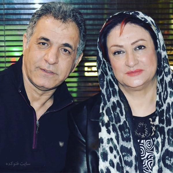بهشاد شریفیان و مریم امیرجلالی + بیوگرافی کامل