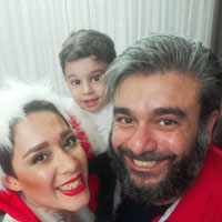 بیوگرافی بهشاد چنگیزی و همسرش نگار سلیمانی + زندگی هنری