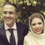بیوگرافی بهزاد خداویسی و همسرش سولماز اعتماد + خانواده