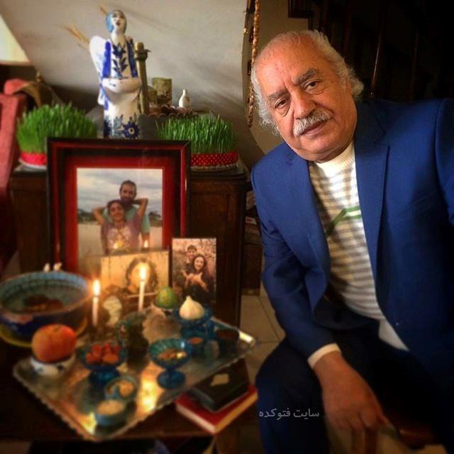 عکس بهزاد فراهانی بازیگر + زندگینامه شخصی و خانوادگی