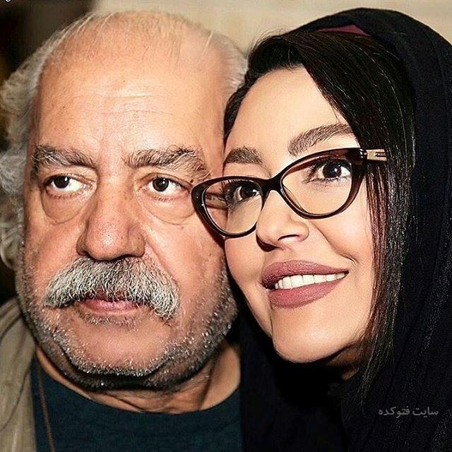 عکس بهزاد فراهانی و دخترش شقایق فراهانی + زندگینامه