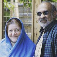 بیوگرافی عادل بزدوده و همسرش طاهره برومند + زندگی