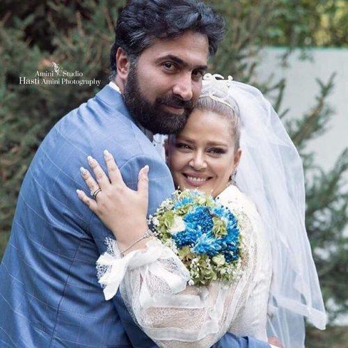 عکس بهاره رهنما و همسر دومش امیرخسرو عباسی