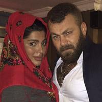 بهادر وحشی و همسرش + زندگی شخصی جنجالی