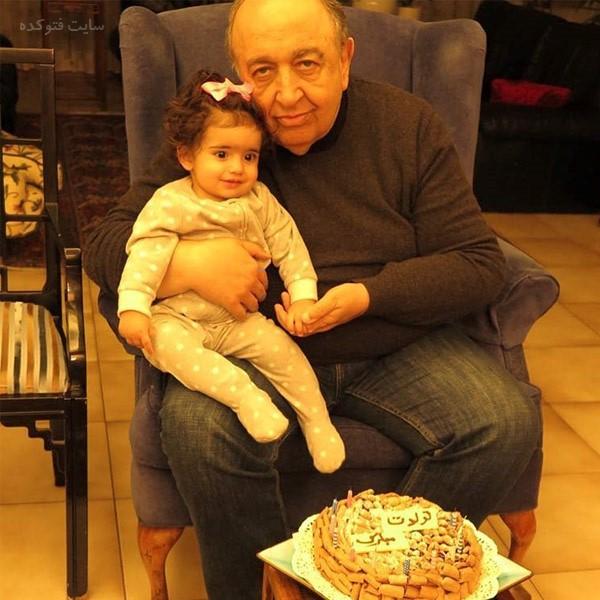 عکس های بهمن فرمان آرا + خانواده و زندگی شخصی