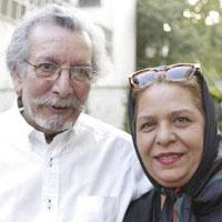 بیوگرافی بهمن مفید و همسرش + زندگی شخصی هنری