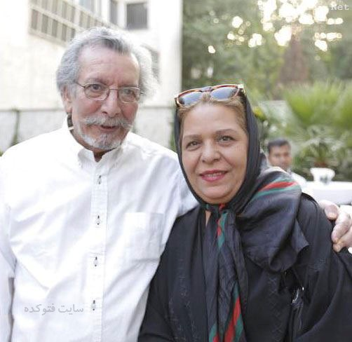 بهمن مفید و همسرش + بیوگرافی کامل