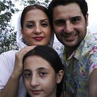 بیوگرافی بهنام قربانی و همسرش + عکس خانوادگی زندگی شخصی