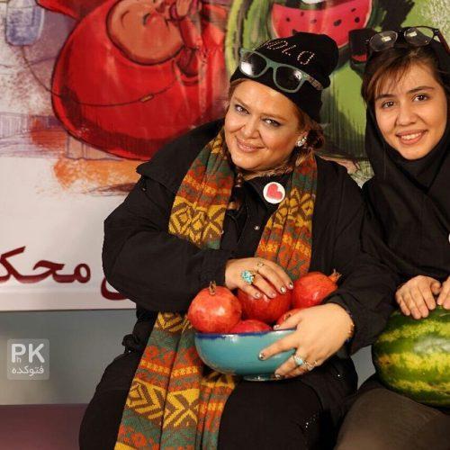 عکس بهاره رهنما و دخترش پریا قاسم خانی + بیوگرافی