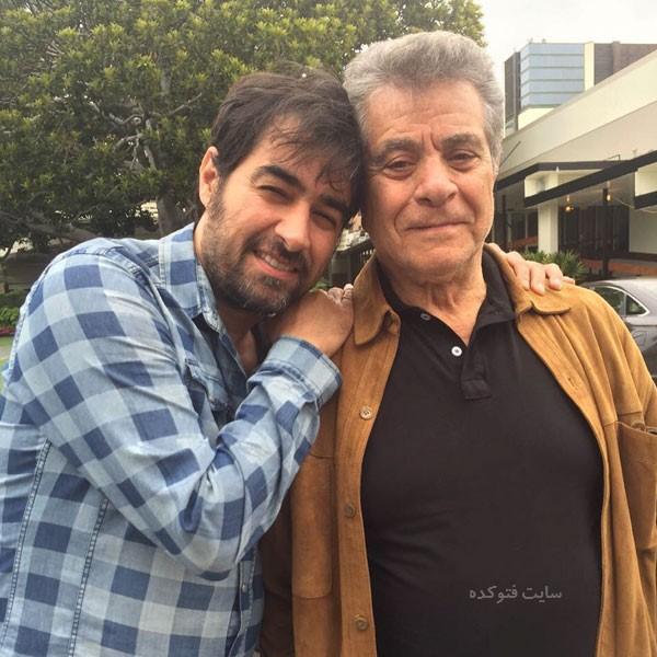 بهروز وثوقی بازیگر داش آکل و شهاب حسینی