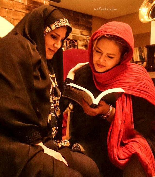 عکس های بهاره رهنما پس از لاغری + همسرش