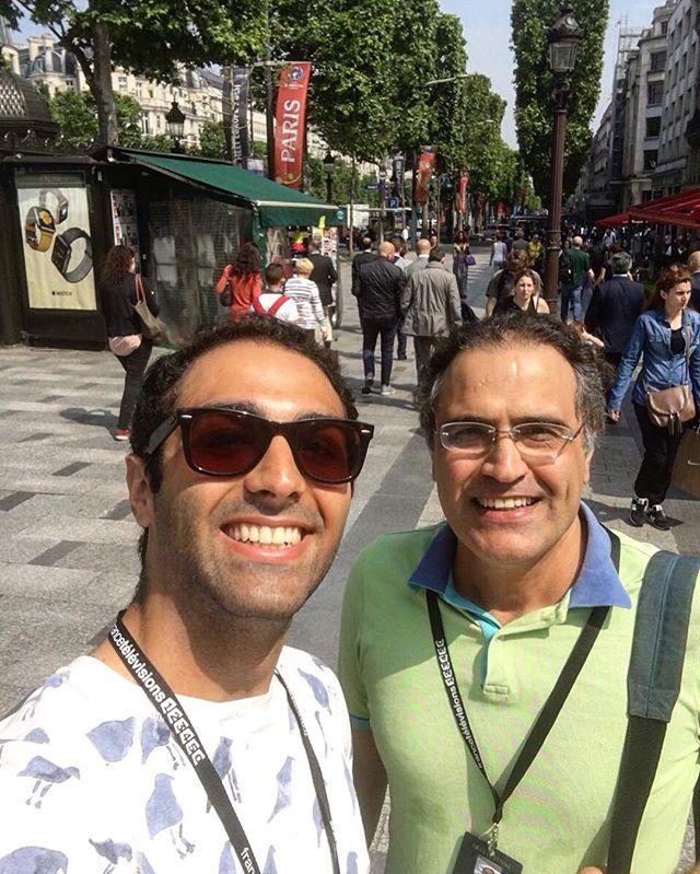عکس بهزاد خداویسی و پسرش آریامن در ترکیه + بیوگرافی کامل