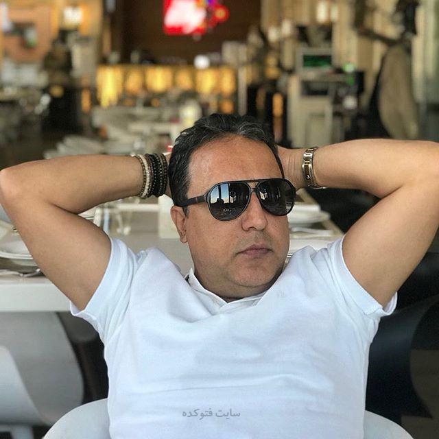 عکس و بیوگرافی بهزاد محمدی