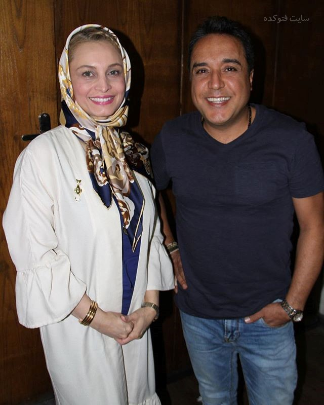 عکس بهزاد محمدی و مریم کاویانی