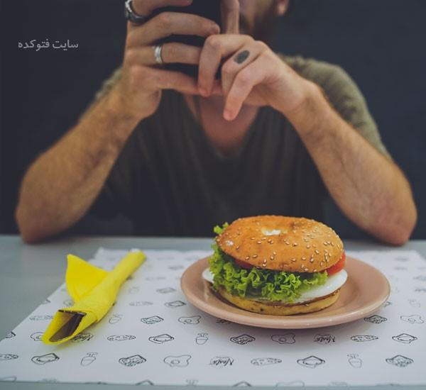 علت بی میلی به غذا ب روش درمان خانگی و سنتی