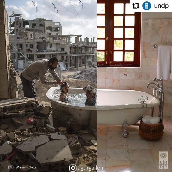 عکس های تاثیرگذار از جنگ یا صلح