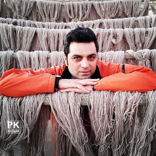 عکس روح اله کمانی در نقش شهاب در سریال بیمار استاندارد