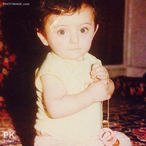 عکس کودکی علی ضیا,عکس بچگی سید علی ضیا