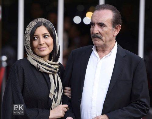 عکس بیوک میرزایی و دخترش + زندگینامه