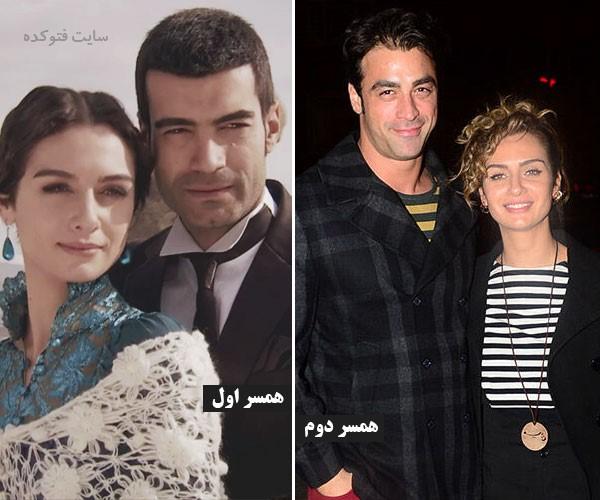 عکس بیرجه آکالای و همسرانش + علت طلاق و جدایی