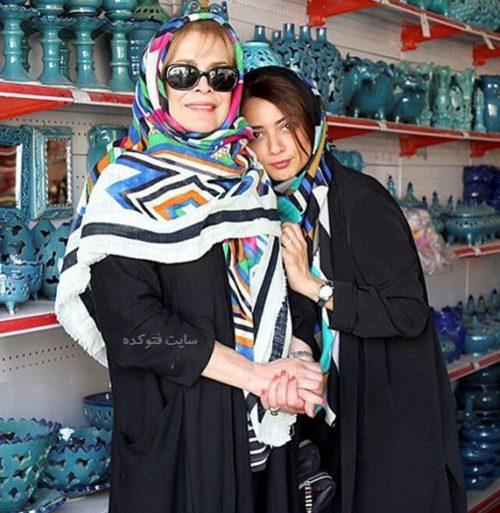 عکس بیتا فرهی و دخترش مهسا قریشی + بیوگرافی کامل