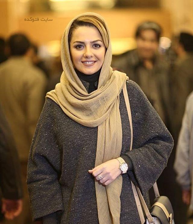 Bita Saharkhiz بازیگر زن