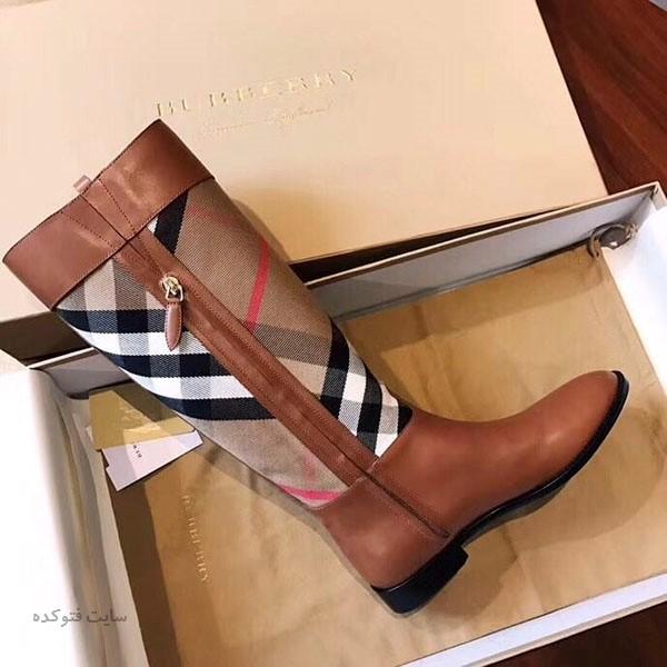 شیک ترین مدل کفش های زمستانه دخترانه