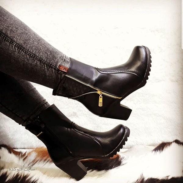 دیدن مدل های کفش بوت مناسب مجالس