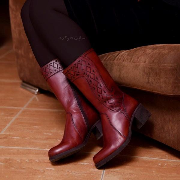 ژورنال انواع مدل های شیک کفش زنانه برای زمستان 2018