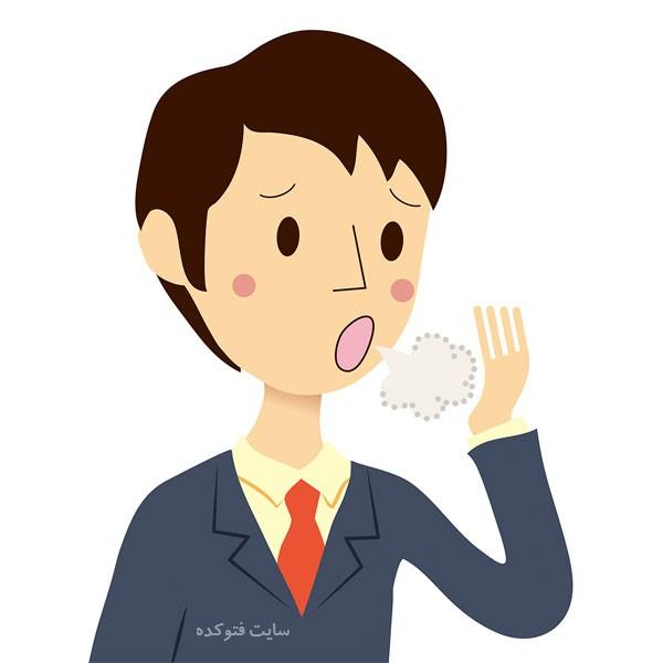 روش کاهش بوی سیر از دهان