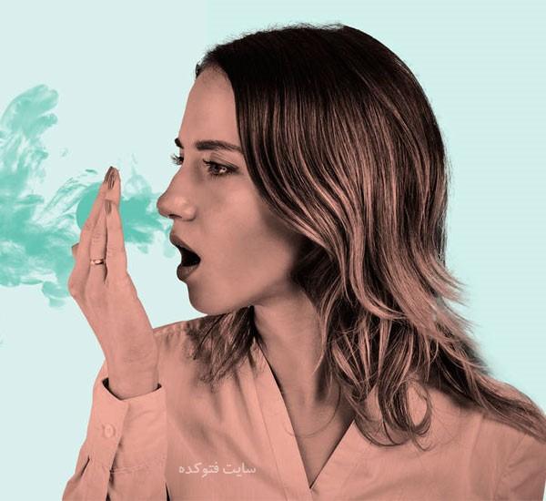 نحوه برطرف کردن بوی سیر از دهان
