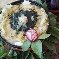بزقرمه کرمانی یک غذای اصیل + دستور پخت