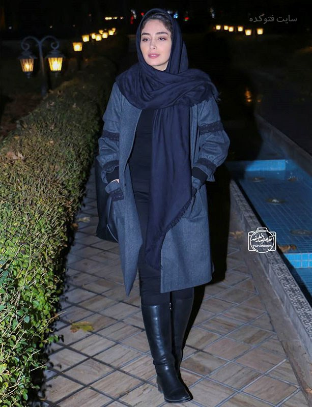 مدل مانتو دیبا زاهدی در زمستان 96