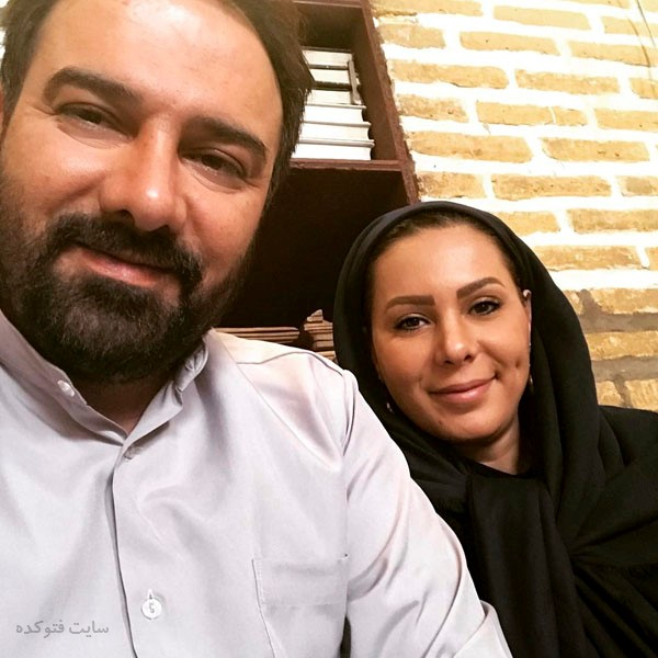 عکس هایبرزو ارجمند و خواهرش بهار