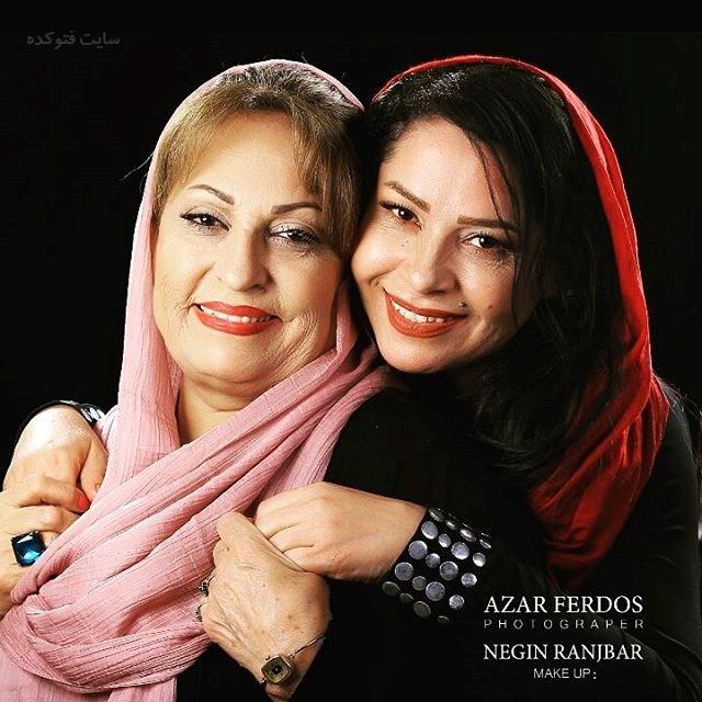 عکس جدید ساقی زینتی و همسرش پاییز 96 [بیوگرافی]