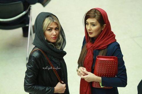 عکس مریم معصومی و خواهرش