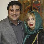 عکس جدید بازیگران زن و مرد با همسرانشان