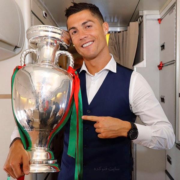 بیوگرافی کریستیانو رونالدو بازیکن پرتغالی رئال مادرید