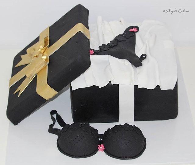 عکس های مدل کیک تولد دخترانه 2018 فانتزی و شیک