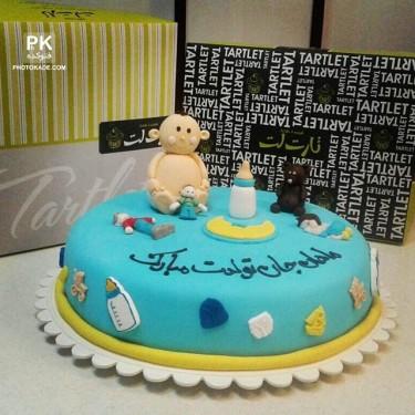 کیک های تولد خاص برای بچه ها
