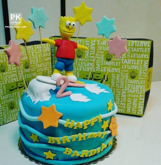 کیک های تولد خاص برای بچه ها,عکس های کیک تولد خاص قشنگ,عکسهای کیک تولد,کیک تولد برای بچه ها,کیک تولد کودکانه زیبا و قشنگ,تصاویر کیک تولد خاصتزئین کیک تولد