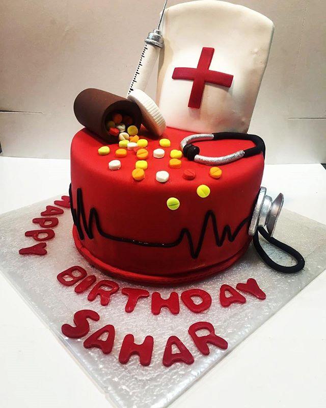 عکس مدل انواع کیک روز پزشکی
