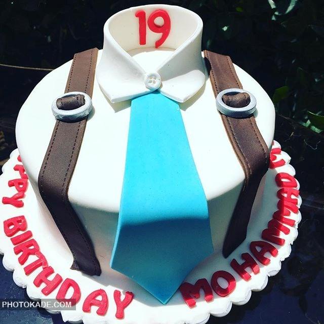 مدل کیک تولد پسرانه