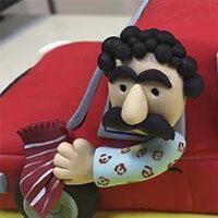 قشنگ ترین کیک تولد های فانتزی مردانه و زنانه