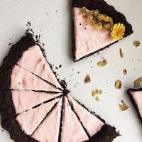 عکس طرز تهیه کیک شکلاتی شف طیبه + عکس