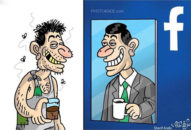 تصاویر کاریکاتوری مفهومی جالب,تصویر های جالب کاریکاتوری,تصاویر جالب مفهومی,عکس های مفهومی و کاریکاتوری جالب,تصاویر جدید کاریکاتوری,عکس مفهومی,عکس پر حرف