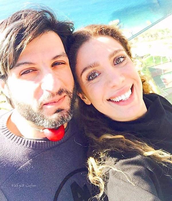 سینتیا کرم و همسرش + بیوگرافی