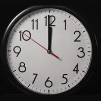 زمان تغییر ساعت سال 97 چه روز و ساعتی است
