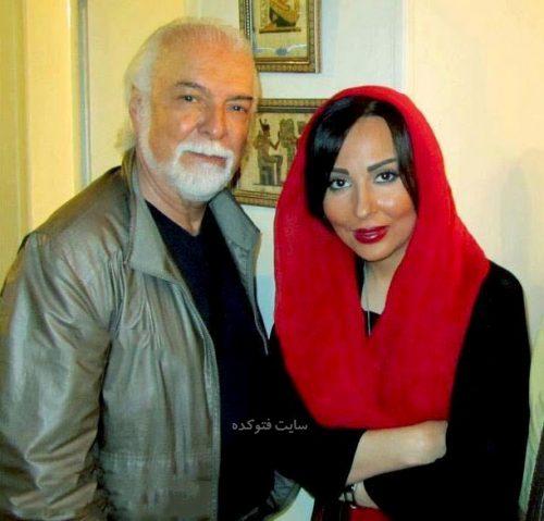 عکس چنگیز جلیلوند و پرستو صالحی + زندگینامه کامل